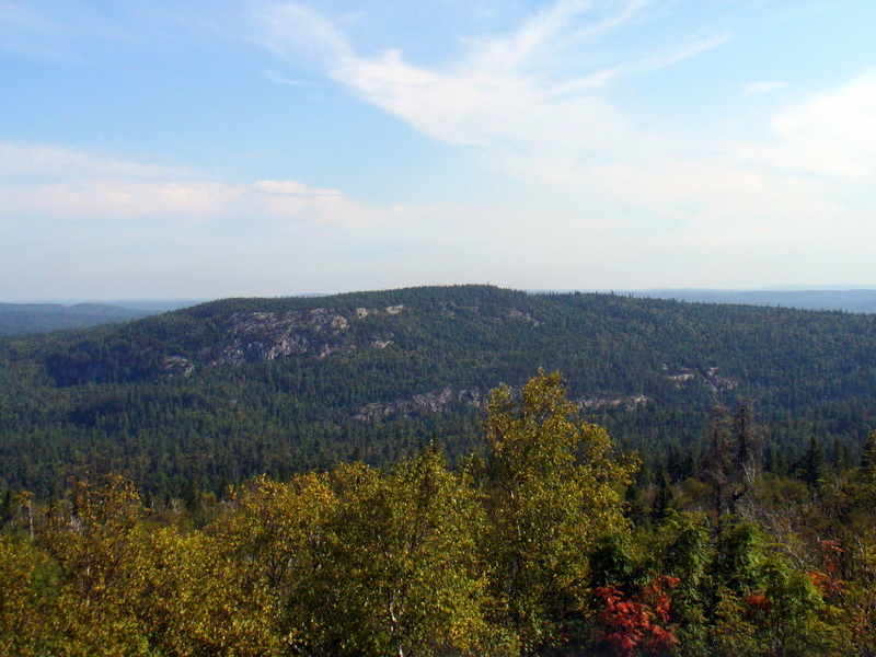 Ishpatina Ridge Hike & Weekend Camp 20070902-102544ds