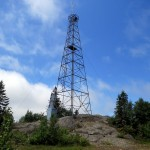 Griffin Lake Fire Tower