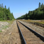 Algoma Central Railway at Frater