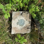 Geodetic monument