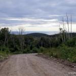 Lake Superior on way back along Frater Road