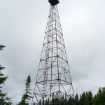 Fire Tower close up