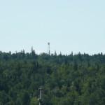 Aldina Fire Tower on Carson Creek Peak