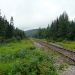 Algoma Central Railway near Rand