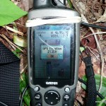GPS Elevation of Marne Peak