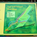 New Cup and Saucer Trail Map