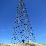 Mt. Baldy Fire Tower