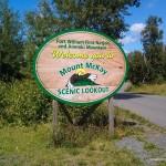 Mt. McKay Welcome Sign