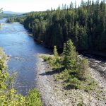 Kaministiquia River - below Kakabeka Falls