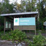 Quetico Provincial Park Kiosk
