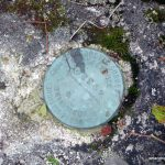 Geodetic monument #2
